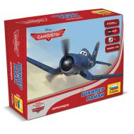 Сборная модель, Самолеты Дисней, Шкипер Райли ZV2062, фото 1