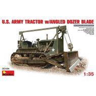 Американский армейский бульдозер масштаб 1:35 MiniArt MiA35184, фото 1