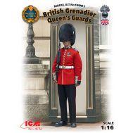 Гренадер Королевской Гвардии Великобритании масштаб 1:16 ICM16001, фото 1