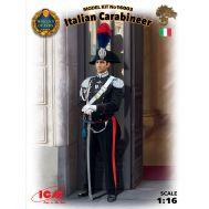 Итальянский карабинер масштаб 1:16 ICM16003, фото 1