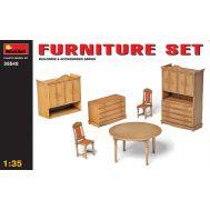 Набор мебели масштаб 1:35 MiniArt MiA35548, фото 1