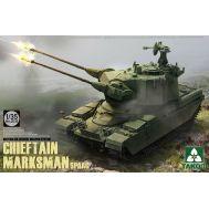 Британская система ПВО Chieftain Marksman масштаб 1:35 Takom TAK2039, фото 1
