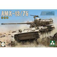Легкий танк AMX-13/75 2в1 масштаб 1:35 Takom TAK2036, фото 1