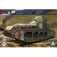 Средний танк Mk A  Whippet 1МВ масштаб 1:35 Takom TAK2025, фото 1