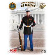 Сержант морской пехоты США масштаб 1:16 ICM16005, фото 1