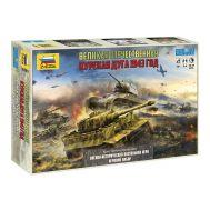 Военная игра ВОВ Курская дуга 1943г ZV6233, фото 1