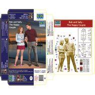 Боб и Салли - Счастливая пара. масштаб 1:24 MB24029, фото 1