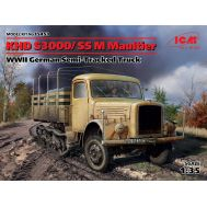 KHD S3000/SS M Maultier, полугусеничный грузовик масштаб 1:35 ICM35453, фото 1