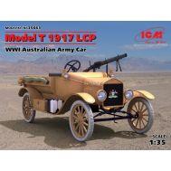 Model T 1917 LCP, Автомобиль армии Австралии І МВ масштаб 1:35 ICM35663, фото 1
