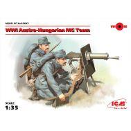 Австро-Венгерский пулеметный расчет І МВ масштаб 1:35 ICM35697, фото 1