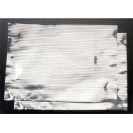Алюминий 0,05 мм, гофрированный, шаг 0,76 мм, 2 листа 13х18 см KS16130, фото 1