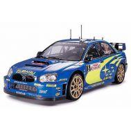 Subaru Impreza WRC Monte Carlo '05 масштаб 1:24 Tamiya 24281, фото 1