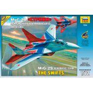 Подарочный набор Авиационная группа МиГ-29 Стрижи масштаб 1:72 ZV7234P, фото 1