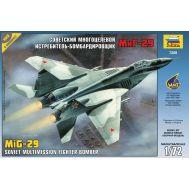 Подарочный набор Советский истребитель-бомбардир. МиГ-29 масштаб 1:72 ZV7208P, фото 1