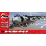 BAe Harrier GR7A/GR9A масштаб 1:72 Airfix A04050, фото 1