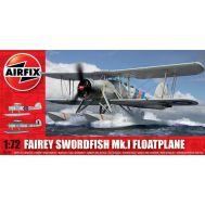 Fairey Swordfish Mk.I Floatplane масштаб 1:72 Airfix A05006, фото 1