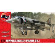 Hawker Siddeley Harrier GR.1 масштаб 1:72 Airfix A03003, фото 1