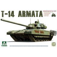 Российский основной танк T-14 Aрмата масштаб 1:35 Takom TAK2029, фото 1