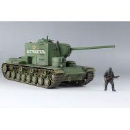 Советский тяжелый танк КВ-5 масштаб 1:35 Takom TAK2006, фото 1