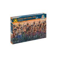 Британская легкая кавалерия 1815г. масштаб 1:72 Italeri IT6094, фото 1