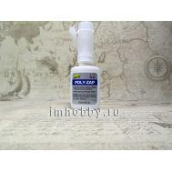 Циакрилатный клей POLY-ZAP, 14 гр ZAP22, фото 1