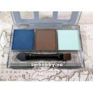 Набор пигментов для авиамоделей (синий, ржавчина, светло-зеленый) Tamiya 89969, фото 1