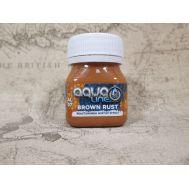 Тонировочная паста Ржавчина коричневая 50мл Wilder HDF-AL-07, фото 1