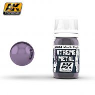 Xtreme Metal Metallic Purple 30ml AK-Interactive AK-674, фото 1