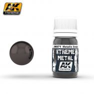 Xtreme Metal Metallic Smoke 30ml AK-Interactive AK-671, фото 1