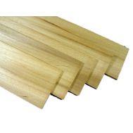 Лист Африканский орех 10х150х500 мм AM2351-99, фото 1
