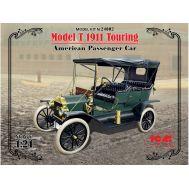Model T 1911 Touring масштаб 1:24 ICM24002, фото 1
