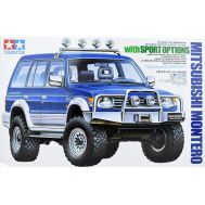 Mitsubishi Montero Sport Option масштаб 1:24 Tamiya 24124, фото 1