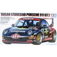 Taisan Starcard Porsche 911 GT2 масштаб 1:24 Tamiya 24175, фото 1