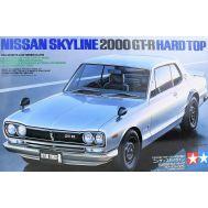 Nissan Skyline 2000GT-R Hard Top масштаб 1:24 Tamiya 24194, фото 1
