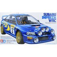 Subaru Impreza WRC '98 Monte-Carlo масштаб 1:24 Tamiya 24199, фото 1