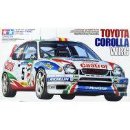 Toyota Corolla WRC масштаб 1:24 Tamiya 24209, фото 1