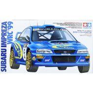 Subaru Impreza WRC '99 масштаб 1:24 Tamiya 24218, фото 1