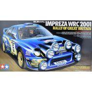 Subaru Impreza WCR 2001 Great Britain масштаб 1:24 Tamiya 24250, фото 1