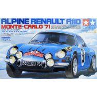 Alpine Renault A110 Monte-Carlo '71 масштаб 1:24 Tamiya 24278, фото 1