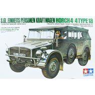 Horch Type 1A с 1 фигурой масштаб 1:35 Tamiya 35052, фото 1