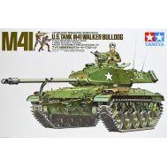 M41 Walker Bulldog с 3 фигурами масштаб 1:35 Tamiya 35055, фото 1