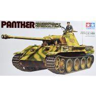 Panther (Sd.kfz.171) Ausf.А с 2 фиг. масштаб 1:35 Tamiya 35065, фото 1