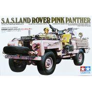 Английский джип спецназа (SAS) Land Rover Panther с 1 фиг. масштаб 1:35 Tamiya 35076, фото 1