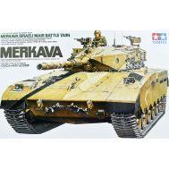 Израильский танк Merkava масштаб 1:35 Tamiya 35127, фото 1