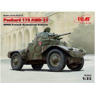 Panhard 178 AMD-35 масштаб 1:35 ICM35373, фото 1