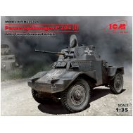 Panzerspahwagen P 204 (f) масштаб 1:35 ICM35374, фото 1