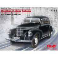 Kapitan 2-door Saloon масштаб 1:35 ICM35476, фото 1