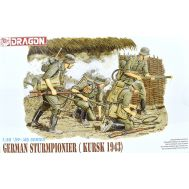 Немецкие штурмпионеры, Курск 1943г. масштаб 1:35 Dragon 6024D, фото 1