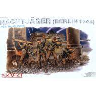 Ночные охотники, Берлин 1945г. масштаб 1:35 Dragon 6089D, фото 1