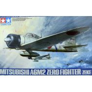 A6M2 Type 21 Zero Fighter масштаб 1:48 Tamiya 61016, фото 1